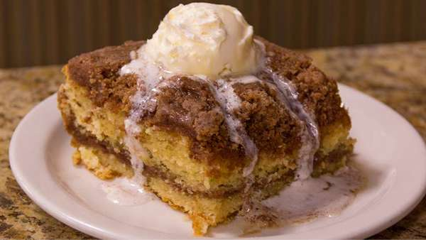 Our Famous Coffee Cake!