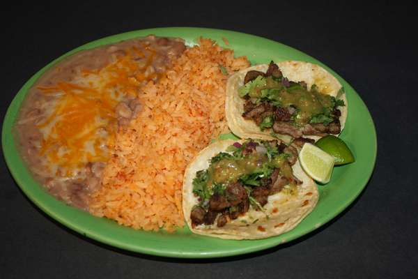 1. Two Tacos