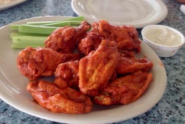 hot wings patio