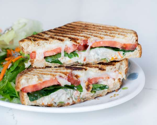 Grilled Paninis