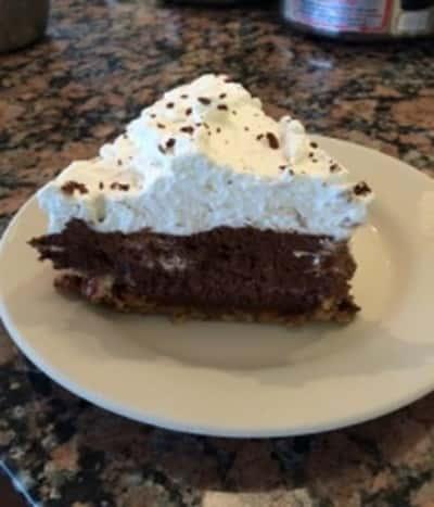 Monument Chocolate Pie