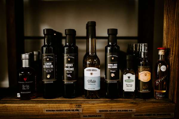 Suisun Valley Olive Oils in stock all the time