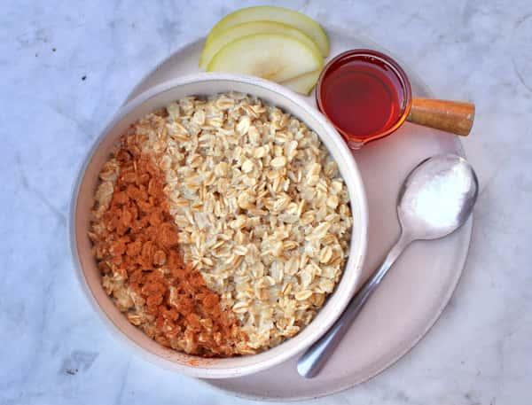 Organic Gluten-Free Oatmeal