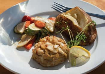 Schaefer's Crab Cake