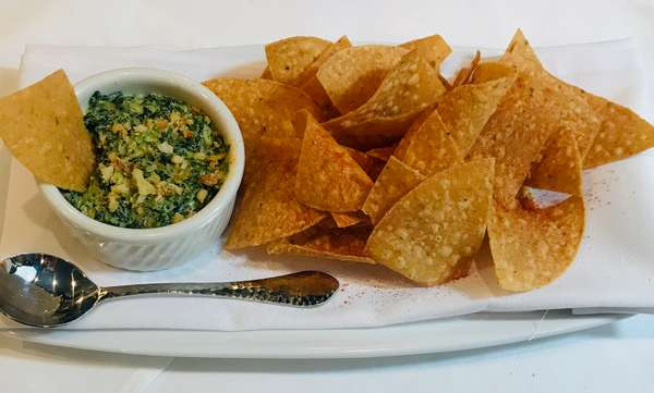 Crab, Spinach and Artichoke Dip