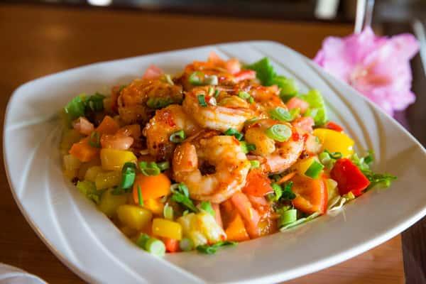 Island Shrimp Salad