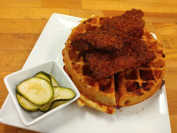 Nashville Chicken & Waffles