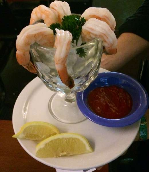 Jumbo Shrimp on Ice