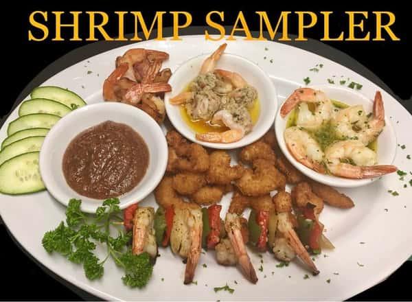 Shrimp Sampler
