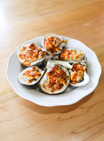 Buffalo & Blue Oysters