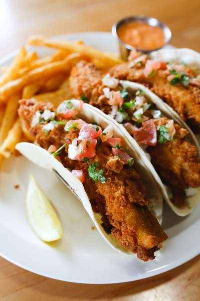 Fried Or Grilled Fish Tacos