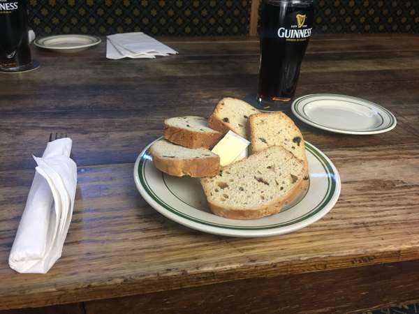 Soda Bread Loaf