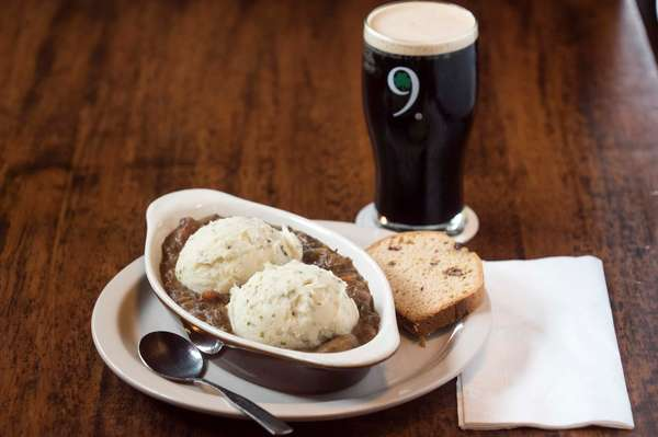 Baby Jer's Guinness Stew