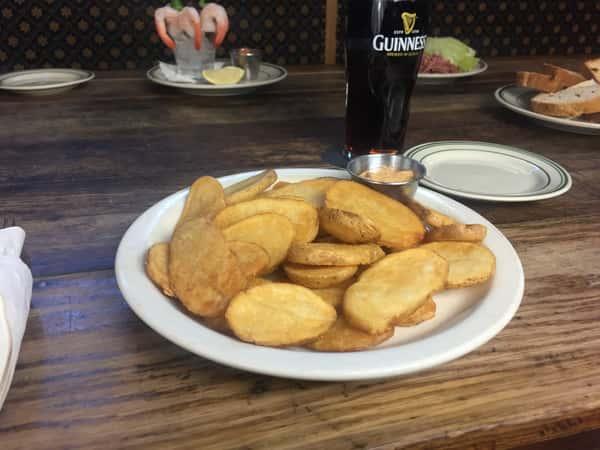 Pub Chip Plate