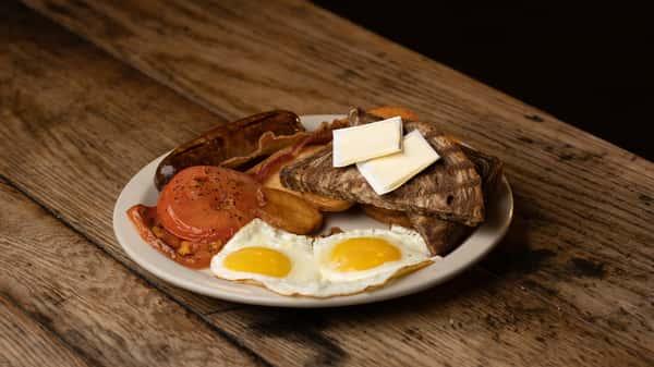 Full Irish Breakfast - All Day, Every Day