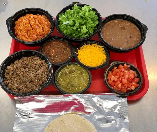 DIY Family Taco Pack (Serves 4)