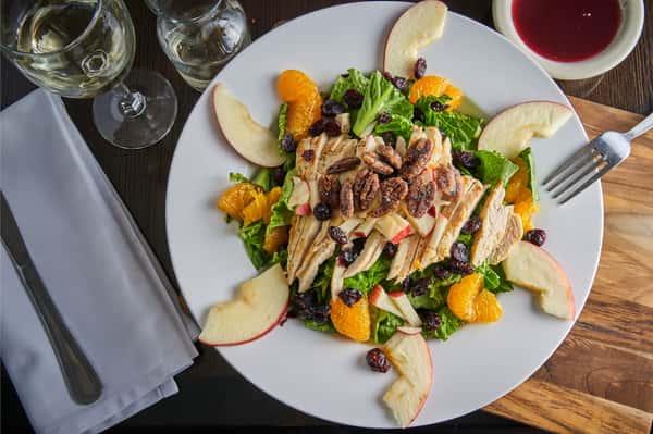 cran apple chicken salad