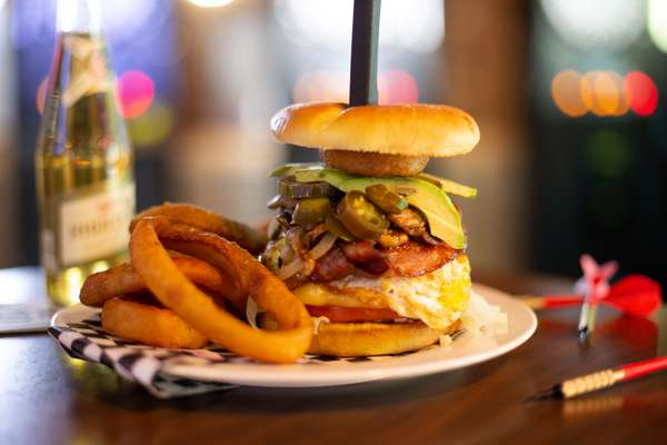 Hideaway Burger