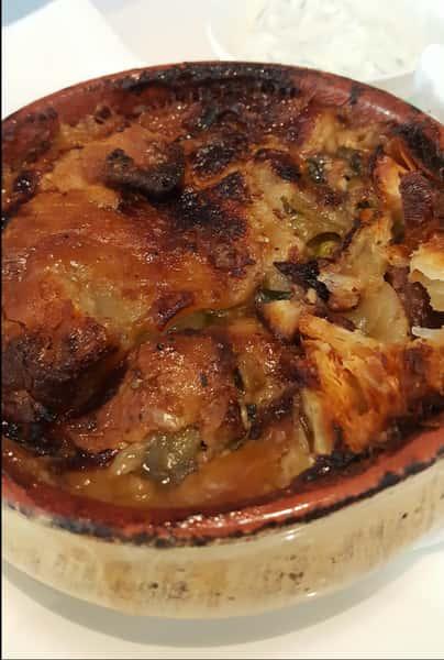 Kleftiko Greek Pot Pie