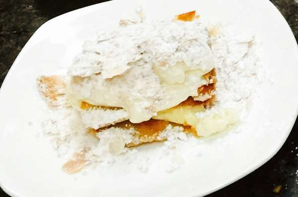 Mille Feuille (1000 layers)