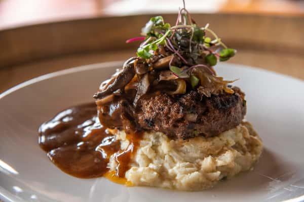 Kobe Beef Chop Steak
