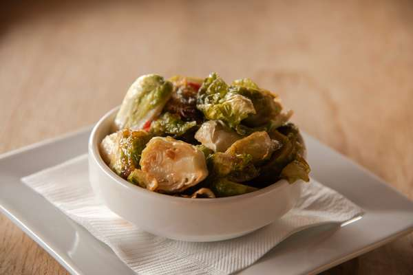 Thai Chili Brussels Sprouts