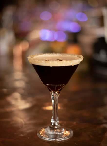 Espresso Martini - Tito's vodka, Kahlua, Lavazza espresso.