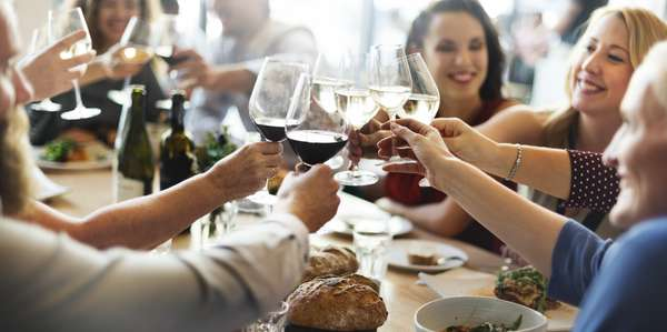Five Course Foley Family Wine Dinner