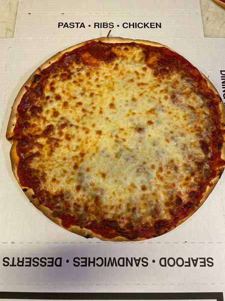 """Large 14"""" Cheese Pizza"""