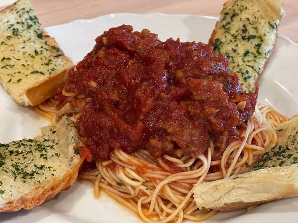 NOT YOUR MOMMA'S MEAT SAUCE