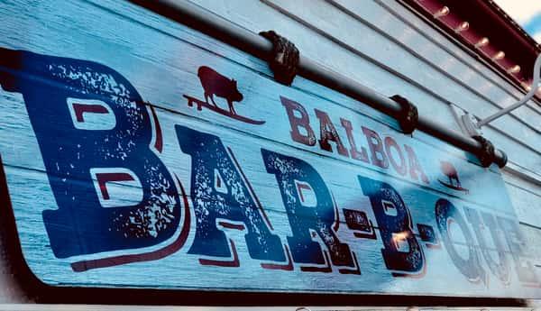 balboa sign