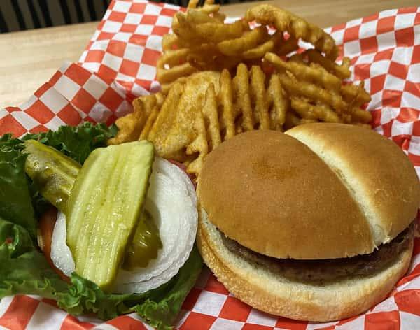 Impossible Hamburger