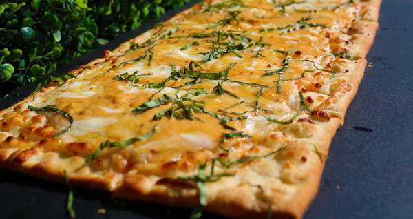 Gourmet Cheese Pizza