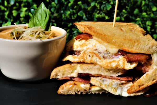Knife & Fork Sandwich