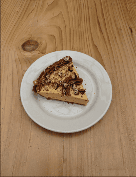 Lucuma Pie
