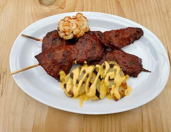 Anticuchos (Beef)