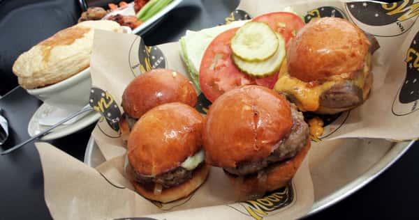 Jones' Mini Burgers