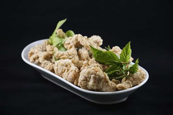 Taiwanese Salt & Pepper Chicken (臺灣鹽酥雞)