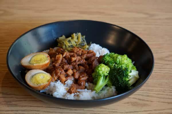 Braised Pork (台灣滷肉飯)