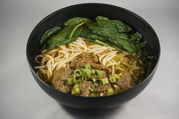 Beef Noodle Soup 台灣牛肉麵