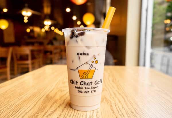 Original Bubble Milk Tea 原味麥香珍珠奶茶