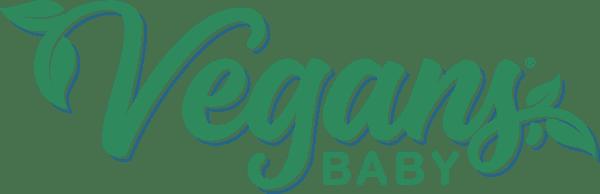 vegan baby logo
