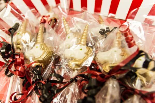 custom chocolate at queen of hearts las vegas