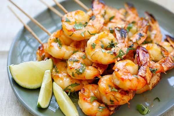 Kabab / Shrimp