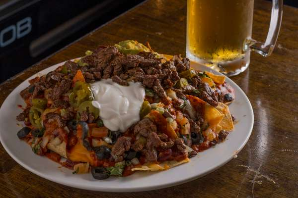 Big's Nachos
