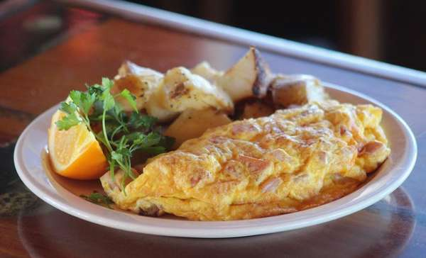Cheese Omelet
