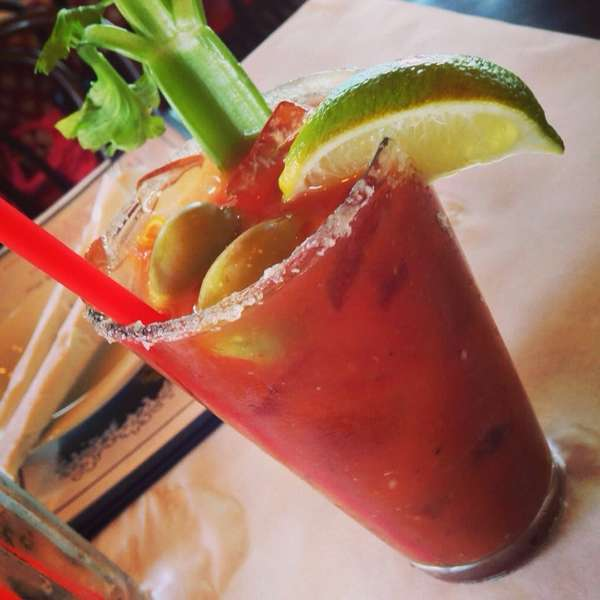 Fisherman's Bloody Mary