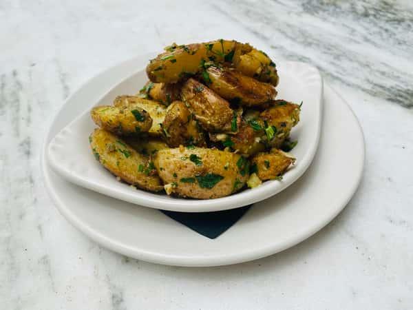 Roasted Yukon Potatoes