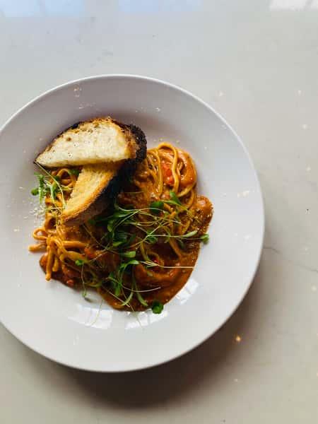 Chipotle Linguini