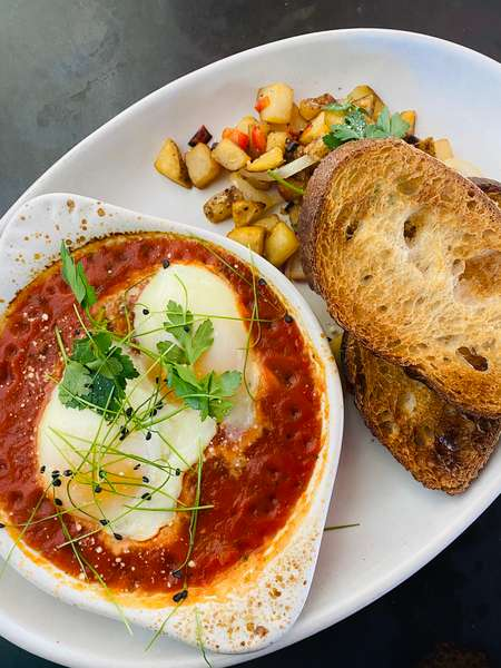 Eggs in Purgatory*
